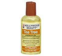 Hollywood Hair Care Beauty Tea Scalp Oil - 2 Fl. Oz.