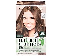 CLAIROL Natural Instincts Hair Color Non-Permanent Light Brown 13 - Each