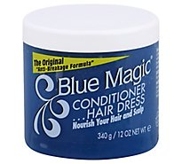 Blue Magic Hair Conditioner - 12 Fl. Oz.