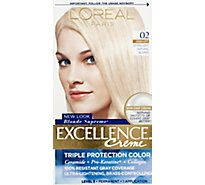 LOreal Excellence Creme Extra Natural Blonde 02 - Each