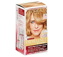 LOreal Excellence Creme Golden Blonde 8g - Each