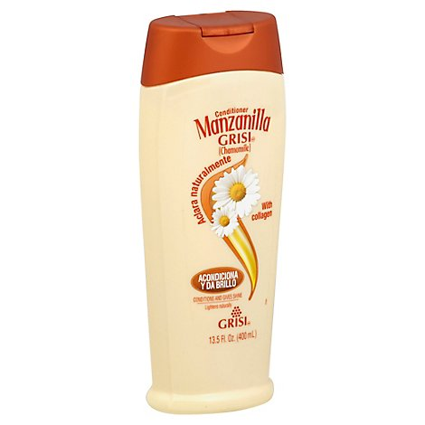 GRISI Hair Conditioner Manzanilla Chamomile - 13.5 Fl. Oz.