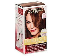 LOreal Excellence Creme Light Reddish Brown 6rb - Each