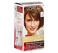 LOreal Excellence Creme Light Brown 6 - Each