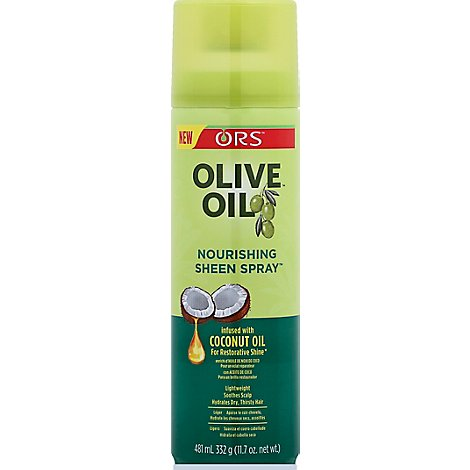 ORS Olive Oil Nourishing Sheen Spray - 11.7 Oz