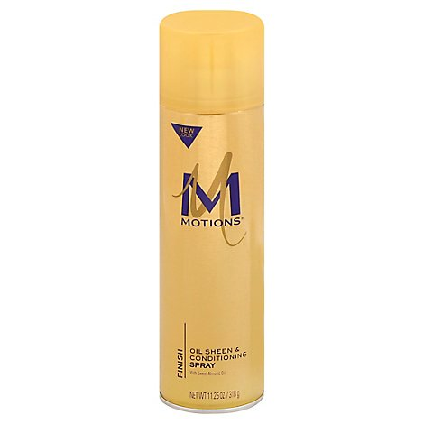 Motions Oil Sheen & Conditioning Spray - 11.25 Oz