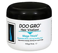 Doo Gro Mega Thick Hair Vitalizer Anti-Thinning Formula - 4 Oz