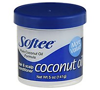 Softee Coconut Oil Conditioner - 5 Oz
