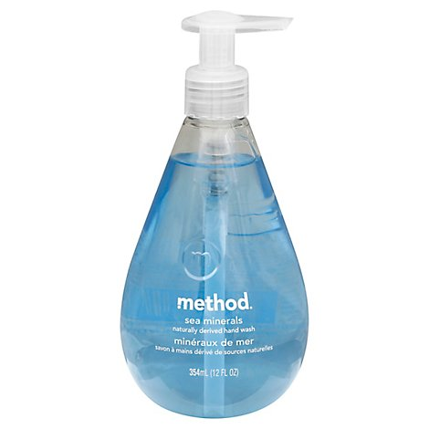Method Hand Wash Sea Minerals - 12 Fl. Oz.