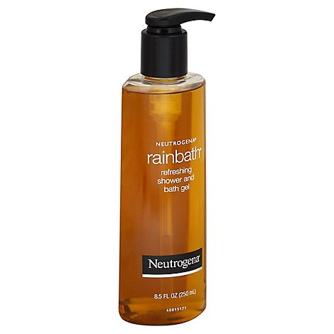 Neutrogena Original Form Rain Bath Gel - 8.5 Fl. Oz.