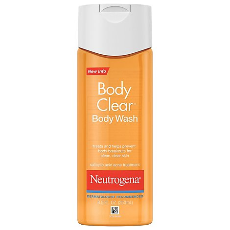 Neutrogena Body Clear Body Wash - 8.5 Fl. Oz.