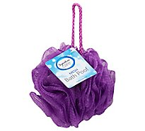 Signature Care Bath Poof Mesh - Each