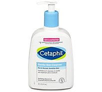 Cetaphil Skin Cleanser Gentle for All Skin Types - 16 Fl. Oz.