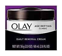 Olay Age Defying Renewal Cream Classic - 2 Oz