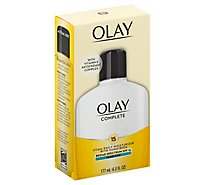 Olay Complete Lotion Moisturizer with SPF 15 Sensitive - 6 Fl. Oz.