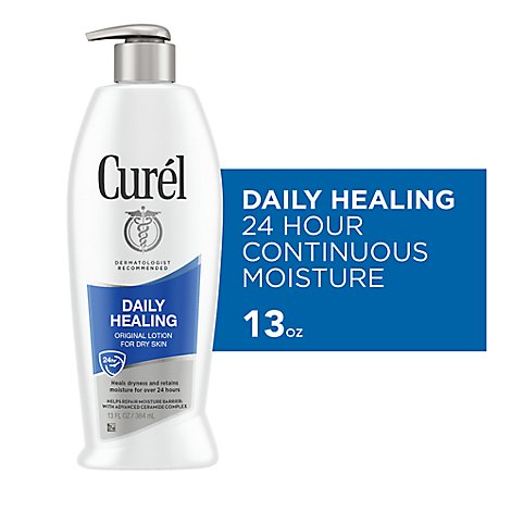 Curel Lotion Daily Healing - 13 Fl. Oz.