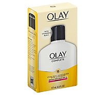 Olay Complete Moisturizer All Day with Sunscreen Normal SPF 15 - 6 Fl. Oz.