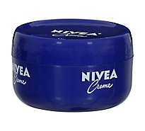 NIVEA Moisturizing Cream Body Face and Hand - 6.8 Oz