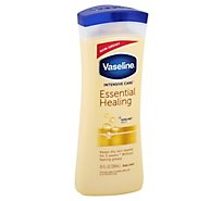 Vaseline Intensive Care Hand And Body Lotion Essential Healing - 10 Oz