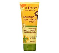 Alba Coconut Butter Hand & Body Lotion - 7 Oz