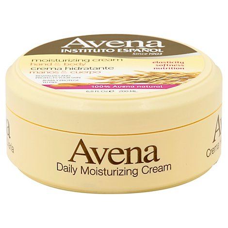 Avena Moisturizing Cream - 6.80 Fl. Oz.