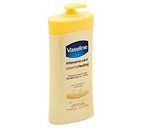 Vaseline Intensive Care Hand And Body Lotion Essential Healing - 20.3 Oz