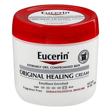 Eucerin Original Moisturizing Cream - 16 Oz