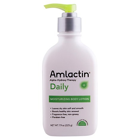 AmLactin Moisturizing Lotion Fragrance Free - 8 Oz