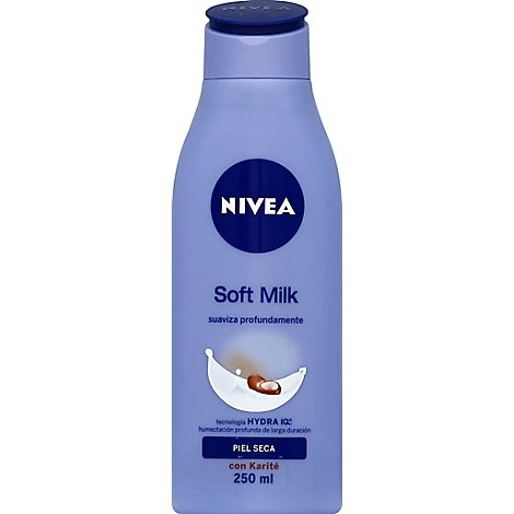 Nivea Body Cream Dry Milk - 8.46 Fl. Oz.