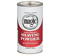 Magic Shave Red Powder - 5 Oz