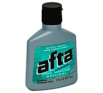 Afta After Shave Skin Conditioner Original - 3 Fl. Oz.