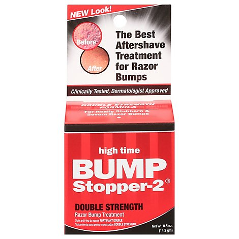 High Time Bump Stopper Number 2 - .5 Oz