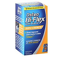 Osteo Bi Flex Triple Strength Caplets - 80 Count