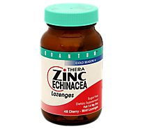 Quantum Zinc And Echinacea Lozenges - 48 Count