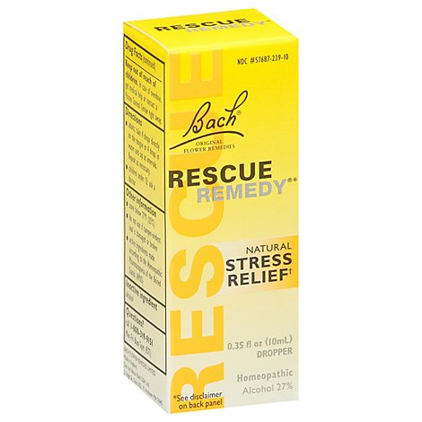 Bach Rescue Remedy - 10 Ml
