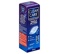 Alcon Clear Care Contact Lens Solution Cleaning Disinfecting - 12 Fl. Oz.