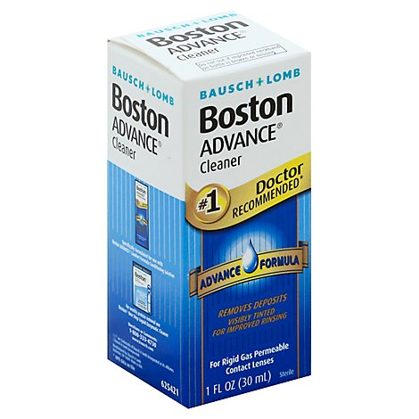 Bausch + Lomb Boston Advanced Cleaning Solution - 1 Fl. Oz.