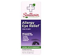 Similasan Allergy Eyes Eye Drops Number 2 - .33 Fl. Oz.