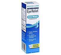 Bausch & Lomb Advanced Eye Relief Eye Wash - 4 Fl. Oz.