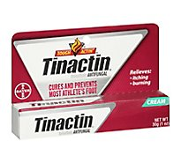 Tinactin Antifungal Cream - 1 Oz