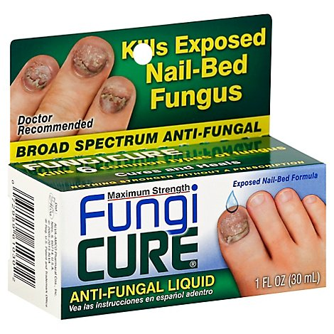 FungiCure Anti Fungal Liquid - Fl. Oz.