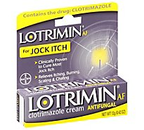 Lotrimin Jock Itch Cream - .42 Oz