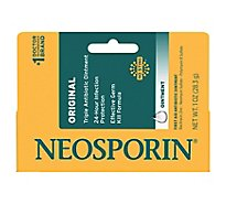 Neosporin Ointment First Aid Antibiotic Original - 1 Oz
