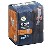 Signature Care Guards For Men With Drifit Maximum Absorbency - 52 Count