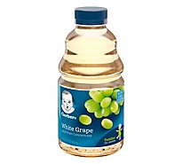 Gerber Fruit Juice White Grape - 32 Fl. Oz.