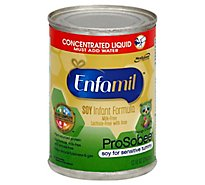 Enfamil Prosobee Infant Formula Soy With Iron Concentrate Liquid - 13 Fl. Oz.