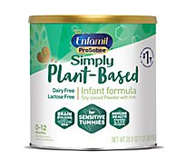 Enfamil Prosobee Infant Formula Soy With Iron Powder - 22 Oz