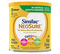 Similac NeoSure Infant Formula with Iron Powder - 13.1 Oz