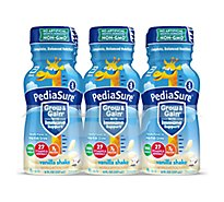 PediaSure Grow & Gain Kids Nutritional Shake Ready To Drink Vanilla - 6-8 Fl. Oz.