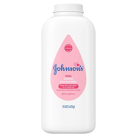 Johnsons Baby Powder Silky Soft Skin - 15 Oz
